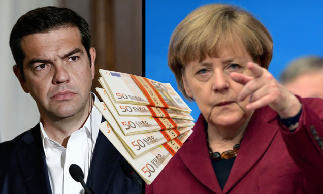 Greece DEMANDS Germany pay Hundreds of BILLIONS in World War reparations!