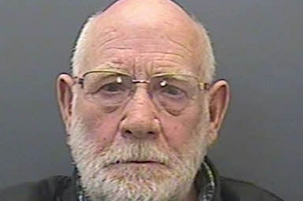 81-year-old man JAILED for sexual assault on a girl just 3-years-old