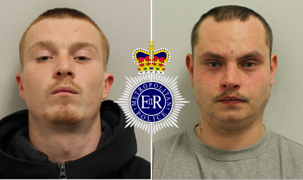 Two men JAILED for sickening Hackney shooting attack