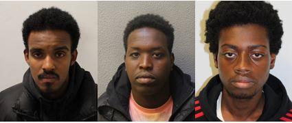 Gang jailed for holding machete against schoolgirls throat and raping her