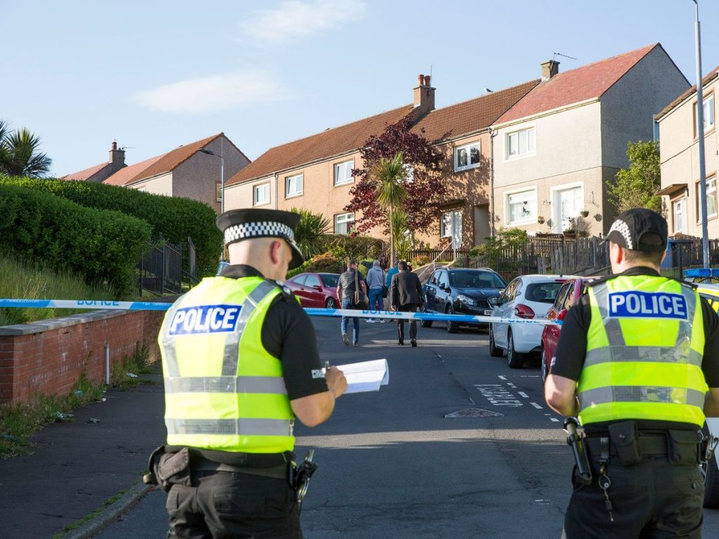 Police arrest man following fatal shooting attack in Ardrossan house