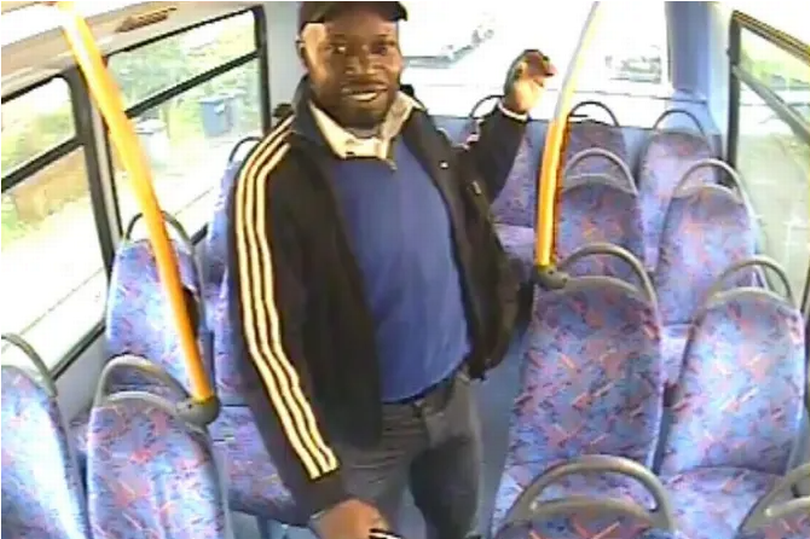 Police release image of man after girl, 13, was 'sexually assaulted' on London bus