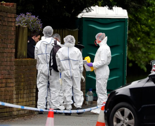 Man charged with murder of 88-year-old who was found dead in quiet UK village