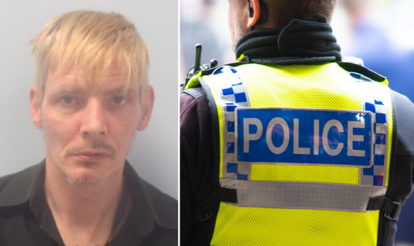 Man jailed for racially abusing a bus driver and spitting at police officer