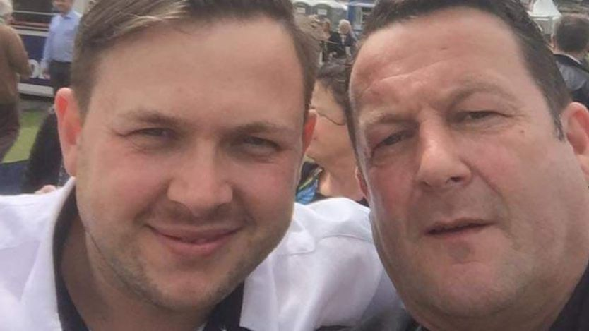 Man given bravery award for fighting armed bank robbers takes his own life