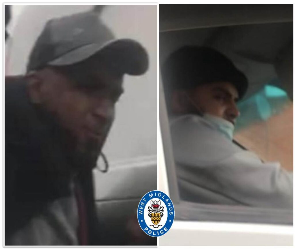 BREAKING: West Midlands Police issue apology and release images of machete attack suspects