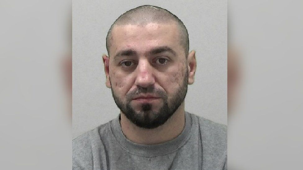 """Man who chased down a motorcycle thief jailed for 10 years after ramming him & """"leaving him to die"""""""