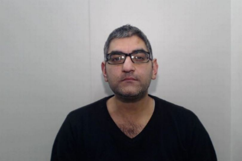 Greater Manchester Police Officer who sexually assaulted young girl is jailed for two years
