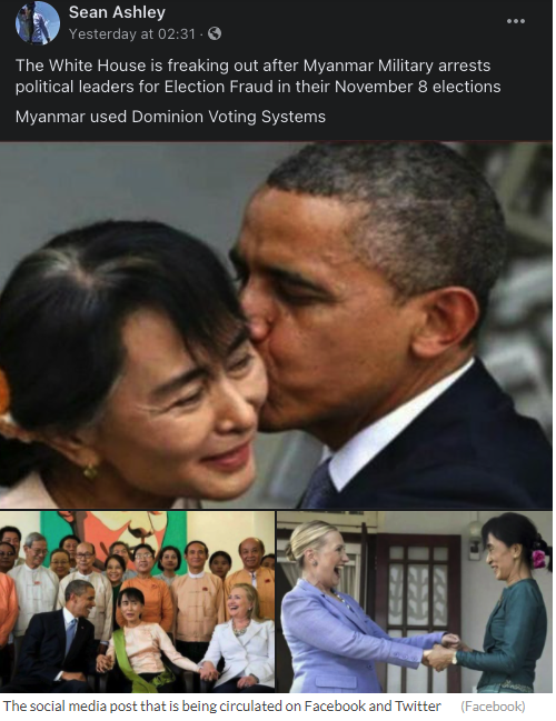 Myanmar – The Face of Democracy 2021?